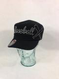 Baseball With Bats Hat